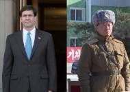 """북·미 """"불량국가""""""""언행 삼가라"""" 설전에 비건-최선희 못만나나"""