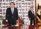 """'문희상 보이콧' 나선 한국당…""""민주당 앞잡이, 하수인 역할"""""""