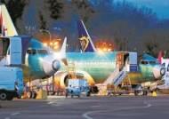 [사진] 두 차례 참사 보잉 737맥스 생산 중단