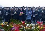평양 대세 롱패딩 '뿌찐 동복'···한벌 23만원, 선택된 자 특권