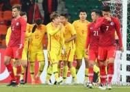 [현장에서] 홍콩 응원단의 90분 열띤 응원에도… 치열했던 축구전쟁 승자는 중국