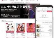 [2020 고객이 가장 추천하는 브랜드 대상] 세계 최초의 K팝 음악 저작권료 공유 플랫폼