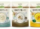 [맛있는 도전] 자연치즈 더한 '슬로우키친 스프' 3종