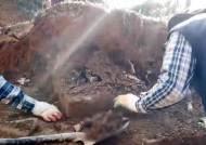옛 광주교도소 신원미상 40구···국방부가 밝힌 암매장 유골인가