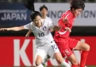 북한여자축구, 내년 2월 제주 안온다…올림픽 예선 '노 쇼'