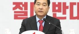 """심재철 """"누더기 괴물 선거법…전원위원회 소집 요구"""""""