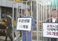양심적 병역거부자 처벌 안한다···교도소서 36개월 대체복무
