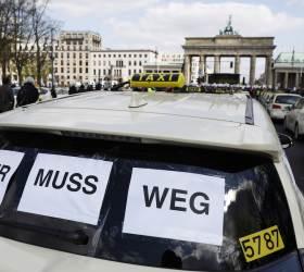 우버는 규제없이 맘대로 운행?...영국,독일 등에서 연이어 제동
