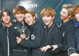 BTS 음반·음원 대상 첫 싹쓸이…더 이상 깰 기록이 없다