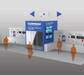 [CES 2020] 코맥스, 전세계의 <!HS>사물인터넷<!HE>(IoT)기기들과 연결하다