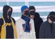 [포토] 버논, 조슈아, 호시, 우지 마스크 패션