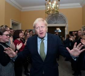 국민 투표 이후 3년7개월 만에…영국 하원서 새 <!HS>브렉시트<!HE> 법안 통과