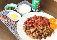 약선푸드, 매콤·고소 술안주 '닭껍질 숯불구이' 론칭… 한입 가득 풍기는 숯불 향 인기