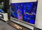 미 베스트바이 들렀더니…LG 8K TV에 CTA인증, 삼성은 3월부터