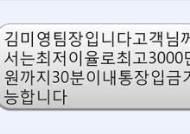 '김미영 팀장님' 사라질까…스팸 1억2000만건으로 금융 사기 막는다