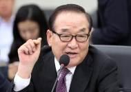 """김무성 """"닥치고 통합"""" 서청원 """"탄핵 사과부터""""…'탄핵 책임론' 놓고 이견"""