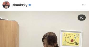 """수지 '백두산' 800만 기념 만삭 사진 공개…""""안 본 사람 놀람주의"""""""
