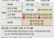"""'대출받아 강남 전세' 힘들어졌다…""""집 선택할 자유 뺏나"""""""