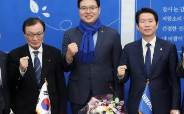 """민주, 방위사업학 박사 1호 최기일 입당…""""방산비리 용납않겠다"""""""