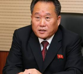 [속보] 북한, <!HS>이선권<!HE> 외무상 임명 확인