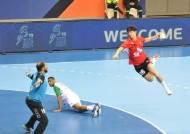 남자 핸드볼, 2021 세계선수권 티켓 확보...26일 한일전