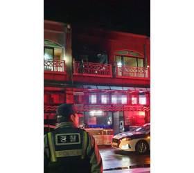 강원 동해 <!HS>펜션<!HE>서 가스 폭발 화재···4명 사망, 3명 전신화상