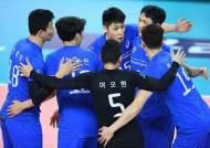 '다우디 24점' 현대캐피탈, KB손보에 3-1 역전승