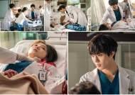 '김사부2' 이성경X안효섭, 풍전등화 엔딩 그후…필사의 응급처치