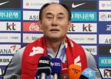 """김학범 감독, """"도쿄 목표는 동메달 이상, 와일드카드는 아직"""""""