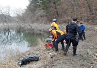 성묘객 태운 배 침몰, 가드레일 들이받은 벤츠···설연휴 사고