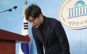 """'미투 논란' 원종건 """"영입인재 자격 반납···폭로는 사실 아니다"""""""