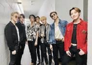 """[종합IS] 방탄소년단X현대미술 'CONNECT, BTS'..방탄소년단 """"멋짓 프로젝트 영광"""""""