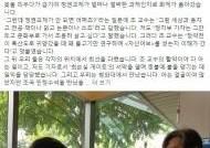"""김의겸, 조국에 공개 편지 """"묘하게 우리 둘이 호된 시련 겪어"""""""