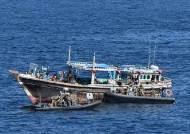 이란 때문에 호르무즈 간 청해부대, 이란 선박 구조
