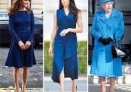영국 왕실 여인들처럼…올 봄엔 '해질 녘 하늘빛' 옷 입어볼까