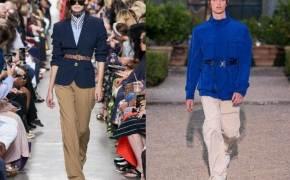 클래식 블루 옷 연출법…이탈리아에선 '아주로 에 마로네' 법칙대로 입는다