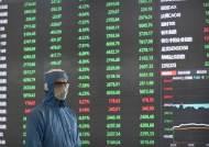3700개 중 3199개 하한가…중국 예상대로 '검은 월요일'