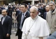 교황청, 中에 마스크 70만개 지원