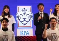 눈감은 고양이 VS 트렌디한 호랑이, 한국축구 새 엠블럼 호불호