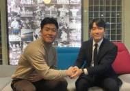 """김병현, '스토브리그' 남궁민 만났다 """"백단장 설득에 드림즈 입단"""""""