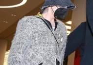 [화보] 지드래곤, 뉴욕에서 온 화려한 공항 패션