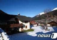 프랑스 스키 리조트서 영국인 5명 신종코로나 확진…아동 1명 포함
