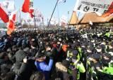 민노총·마사회 또 거리충돌···72일째 장례 못치른 문중원 기수
