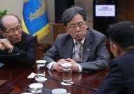 푸틴 방한 위해서라지만...김현종, 방미 나흘만에 러시아로 향한 이유는?