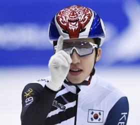 쇼트트랙 박지원 6차 월드컵 1500m 金, 시즌 랭킹 1위 확정
