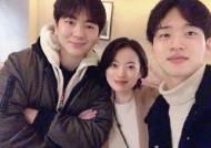"""이주승, 천우희X장동윤과 연남동 데이트 """"좋아하는 배우들과"""""""