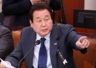김무성 부산 사무실서 기습 시위한 대학생들 기소