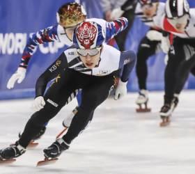 쇼트트랙 박지원, 1500m 이어 1000m도 세계랭킹 1위