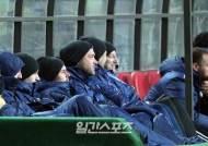 [포토]호주 멜버른빅토이 선수들, 한국날씨 추워요