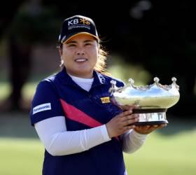 '<!HS>LPGA<!HE> 20승' 박인비, 세계 랭킹 17위→11위...도쿄올림픽 경쟁 불지폈다